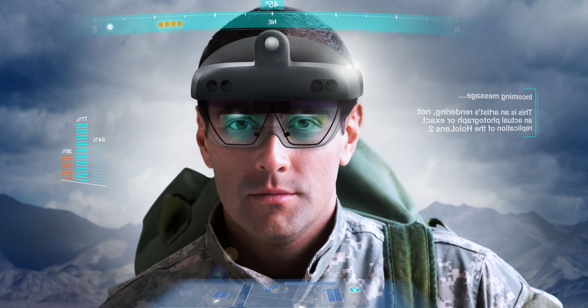 Microsoft's Army HoloLens is Being Tested