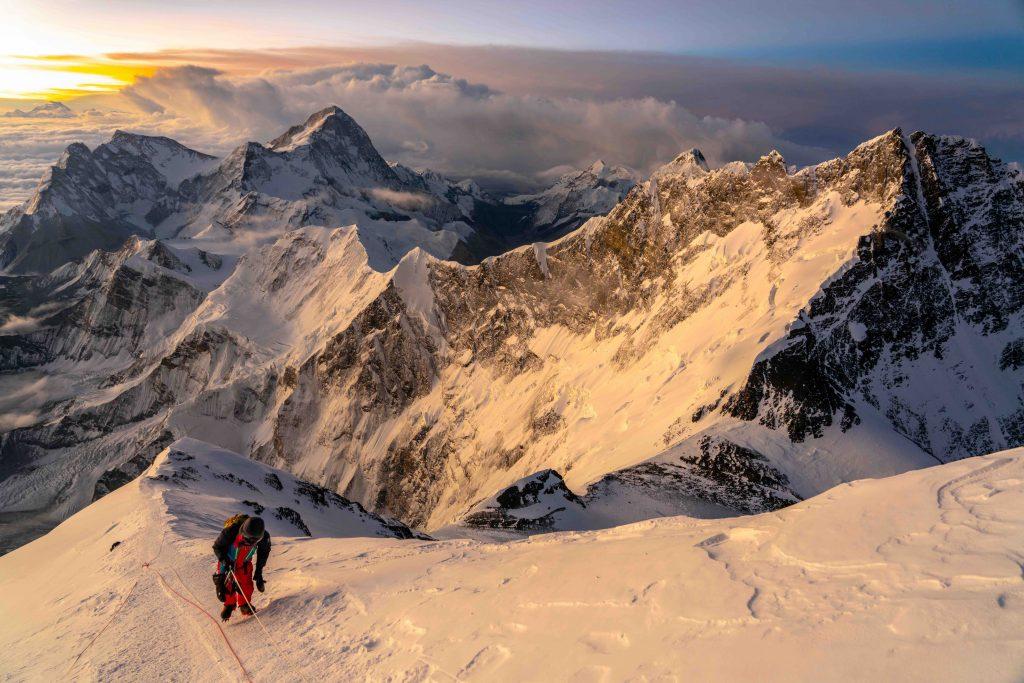 Experience Earth's Highest Peak in Everest VR