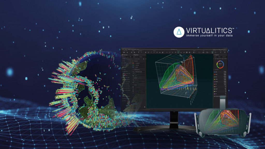Virtualitics Combines AI, VR To Visualize Data Faster